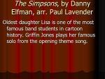 the simpsons by danny elfman arr paul lavender2