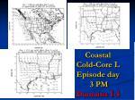coastal cold core l episode day 3 pm domains 1 3