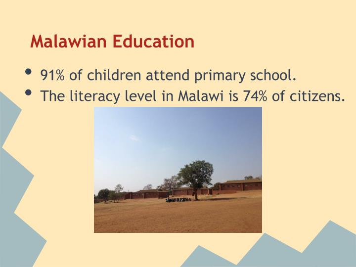 Malawian Education