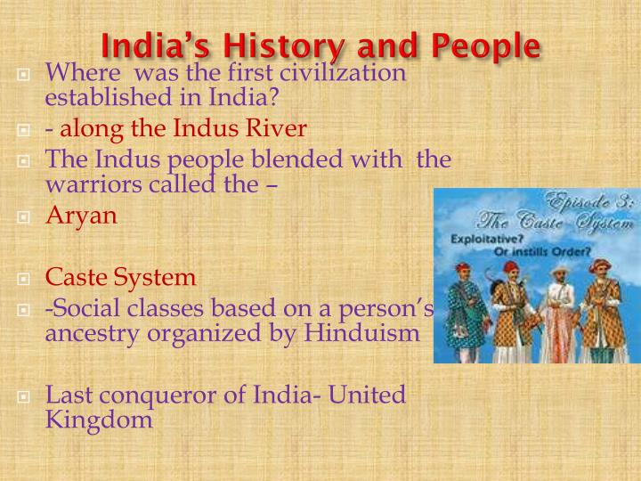 the indus and aryan civilizations and The indus river valley civilizations in contrast to egyptian and mesopotamian civilizations, the indus valley civilization seems to have indo-aryan migration.