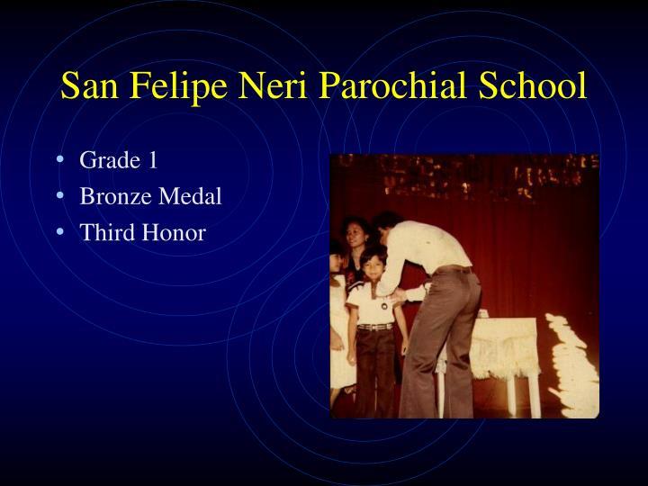 San felipe neri parochial school2