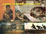 exhibits from tretyakov gallery