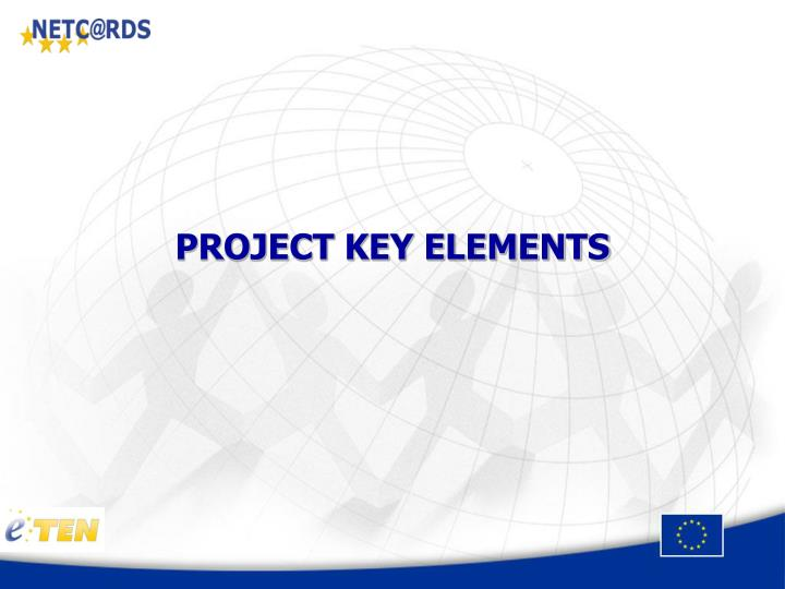Project key elements