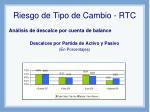 riesgo de tipo de cambio rtc9