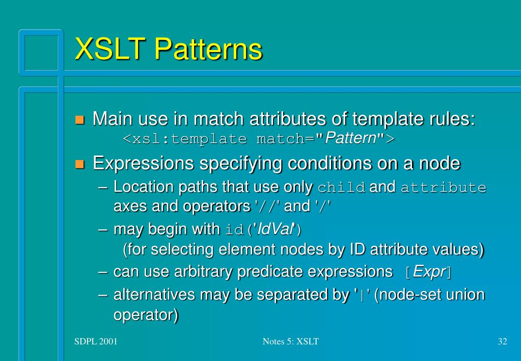 PPT - 5  Document Transformations PowerPoint Presentation