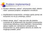 problem implementacji