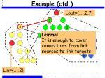 example ctd1