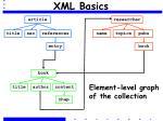 xml basics2