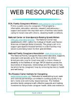 web resources1
