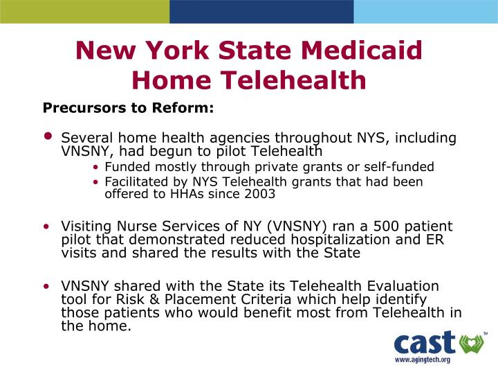 New York State Medicaid