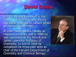 david evans1