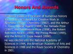 honors and awards3