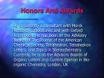 honors and awards4