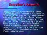 schreiber s research2
