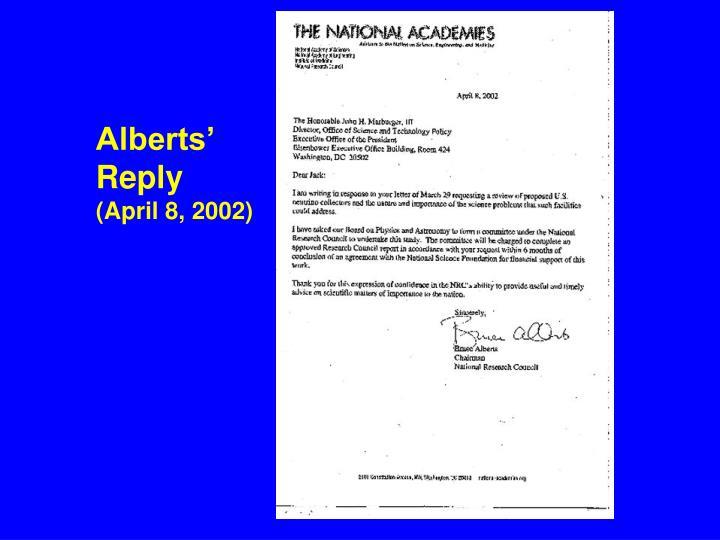 Alberts'