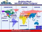 building block navsup global footprint
