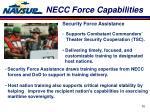 necc force capabilities6