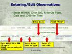 entering edit observations1