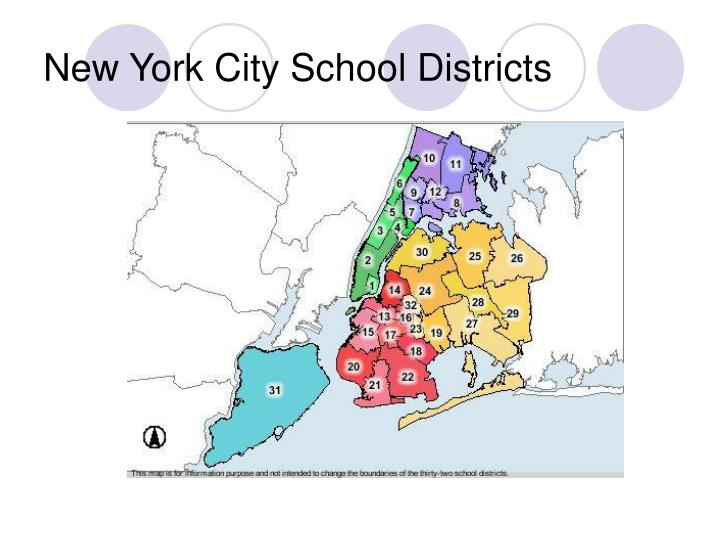 New York City School Districts