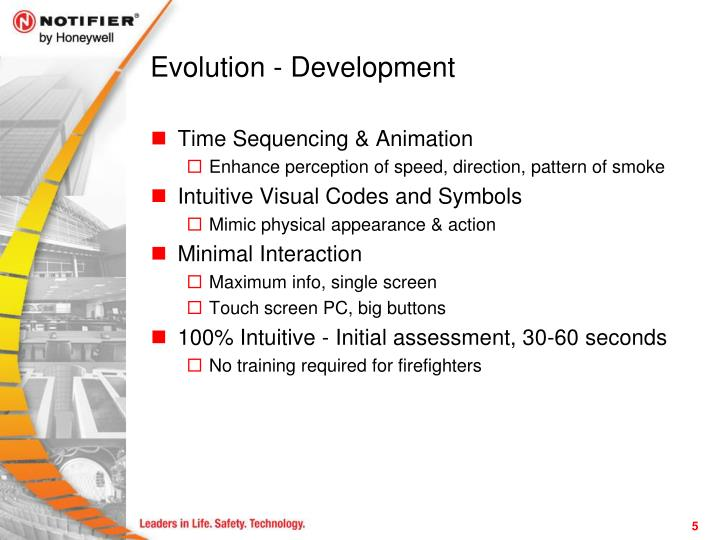Evolution - Development