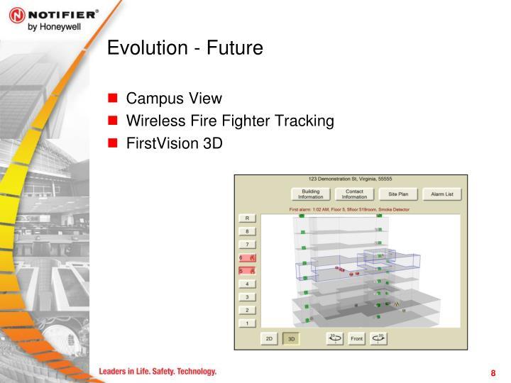 Evolution - Future