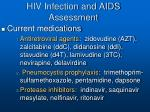 hiv infection and aids assessment2