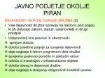 javno podjetje okolje piran3