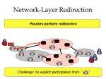 network layer redirection1