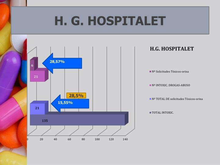 H. G. HOSPITALET