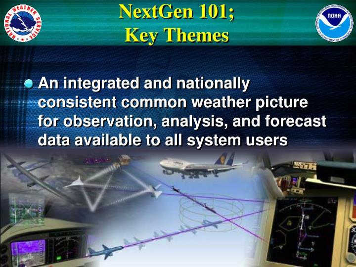 NextGen 101;