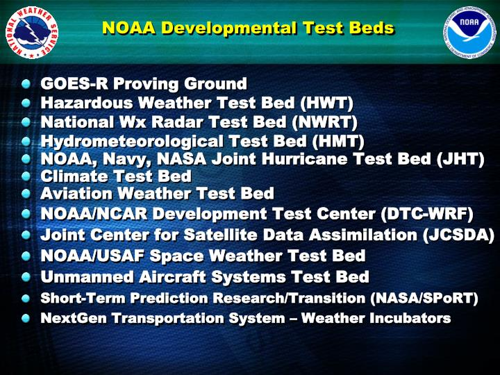 GOES-R Proving Ground