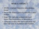 what is vipdac