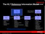 the hl7 reference information model1