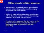 other secrets to kiwi successes1