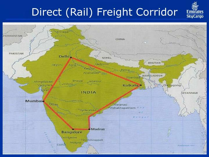 Direct (Rail) Freight Corridor
