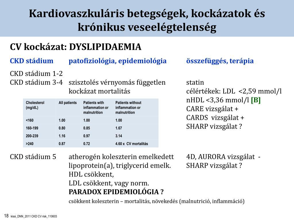 magas vérnyomás 2 fok kockázat 2 szám nyomás ketorol magas vérnyomás esetén