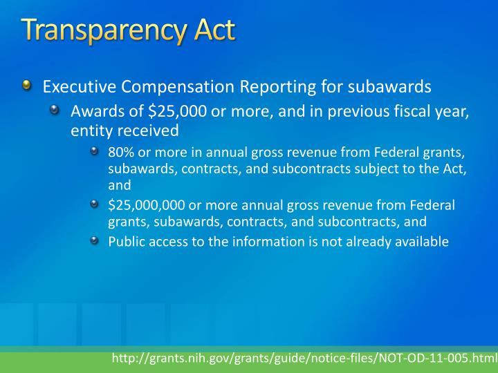 http://grants.nih.gov/grants/guide/notice-files/NOT-OD-11-005.html