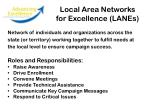 local area networks for excellence lanes