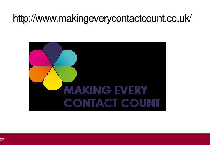 http://www.makingeverycontactcount.co.uk/