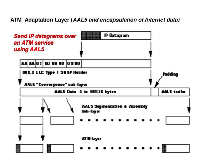 ATM  Adaptation Layer (