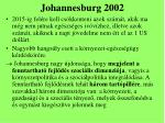 johannesburg 20021