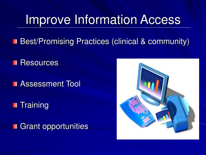 Improve Information Access