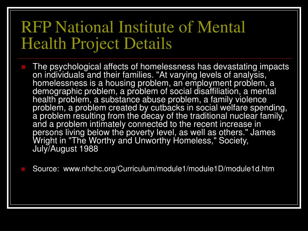 PPT - By Jestin D  Johnson Request for Proposal National