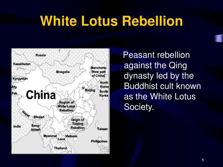 White Lotus Rebellion