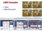 lmdc examples