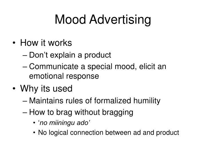 Mood Advertising