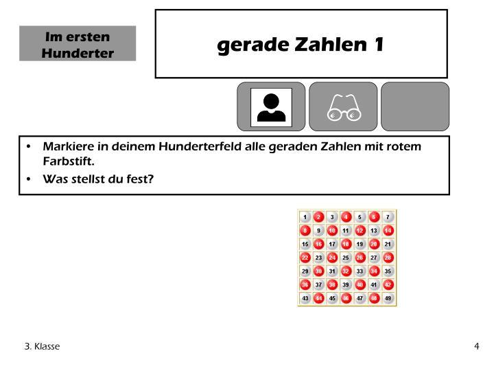 Gemütlich Gerade Und Ungerade Zahlen Einer Tabelle Grad 2 Galerie ...