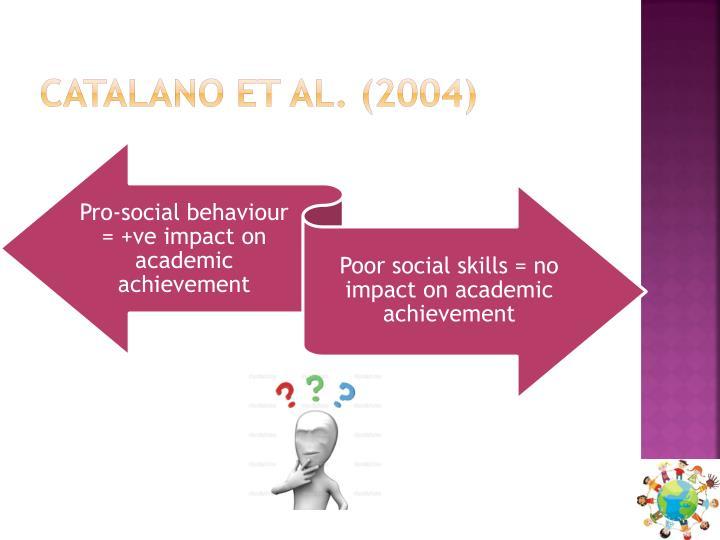 Catalano et al. (2004)