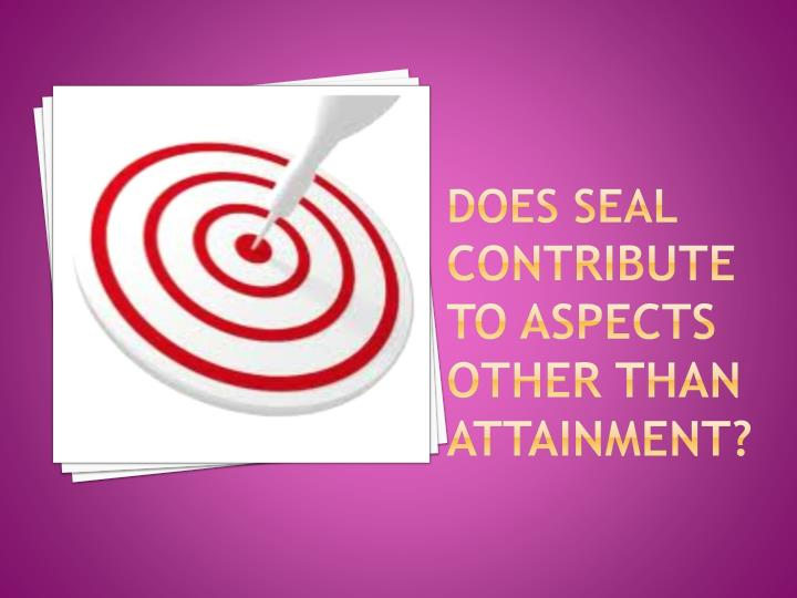 Does seal