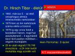dr hirsch tibor let t3